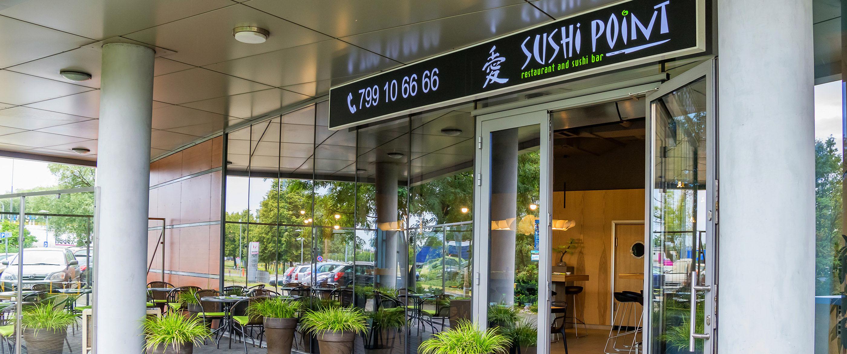 restauracja sushi Poznań