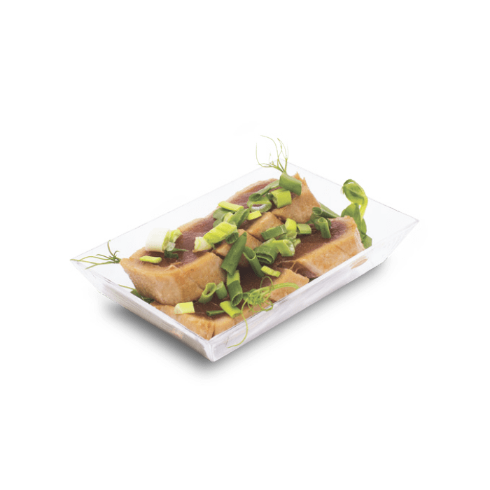 finger food maguro tataki